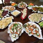 Selection of platters