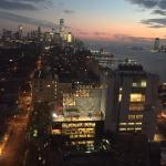 Window View - The Standard, High Line Photo