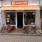 Baobab cafe...