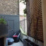 Chambre Radieuse n°205 (terrasse privée)