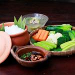 Mixed vegetables with caramelized fish sauce