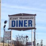 East Hanover Diner - front sign