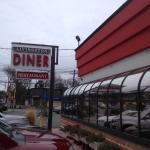 Livingston Diner - front of restaurant