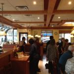 Livingston Diner - dining room (1)