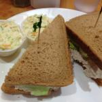 Livingston Diner - tuna salad sandwich