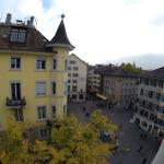 Hotel Platzhirsch Foto