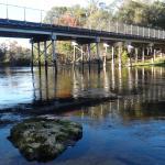 Bridge at pick up point