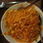 Schezwan Chilli Garlic Noodles