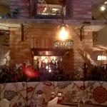 Great lunch at The Botanist.
