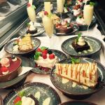 Sunday desserts are to die for!!!