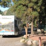 Flagstaff Grand Canyon KOA Deluxe Patio site