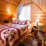 Grande Cabin Bedroom