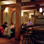Nice cozy restaurant.