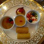 Selection of Emirati Desserts