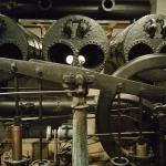 the actual steam engin