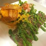 Our delicious Carne Asada with Chimichurri