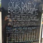 Our Daily Bread Cafe Photo