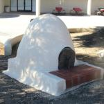 Adobe Outdoor Oven, Boronda Adobe History Center, Salinas, Ca