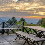 Binsar Forest Retreat Patio