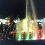 сохо, фонтаны рядом