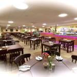 Our 140 seat Restaurant