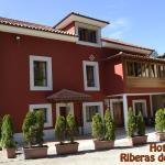Hotel Rural Riberas del Nalon  |  Calle la Roza, nº 6, 33127 Riberas, Pravia, España
