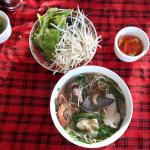 Hu Tiu My Tho - Rice Noodle
