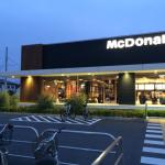 McDonald's Route 140 Chichibu