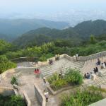 Вид на город Кобэ
