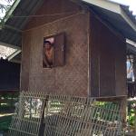 Entrance - Family Hut Pai Image