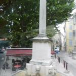 Fontaine de la Colonne