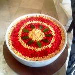 Mandala floral en el SPA