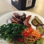 Almoço self service