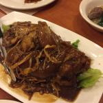 Order this when you see it on the menu: Pata Tim (Pork Shank)
