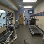 Fitness Room with Flat-Screen TV