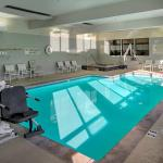 Our Indoor, Heated Pool