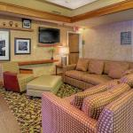 Lobby Area with Spacious, Comfortable Seating