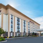 Hampton Inn Buffalo Airport Galleria Mall Exterior