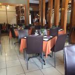 Restaurant vista interior