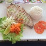 Steak de Marlin