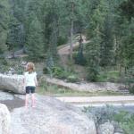 Rocky cliffs