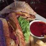 House Club Sandwich