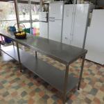 Kitchen - fridges