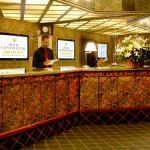Front Desk Concierge and Reception