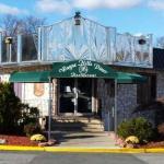 Wayne Hills Diner Entrance
