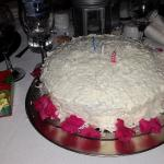 Delicious, homemade, (from Scratch) Birthday cake