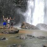 Salto do Pantano Falls