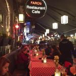 Faros Restaurant Old City Foto