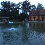 Lago artificial