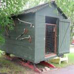 An early mobile home